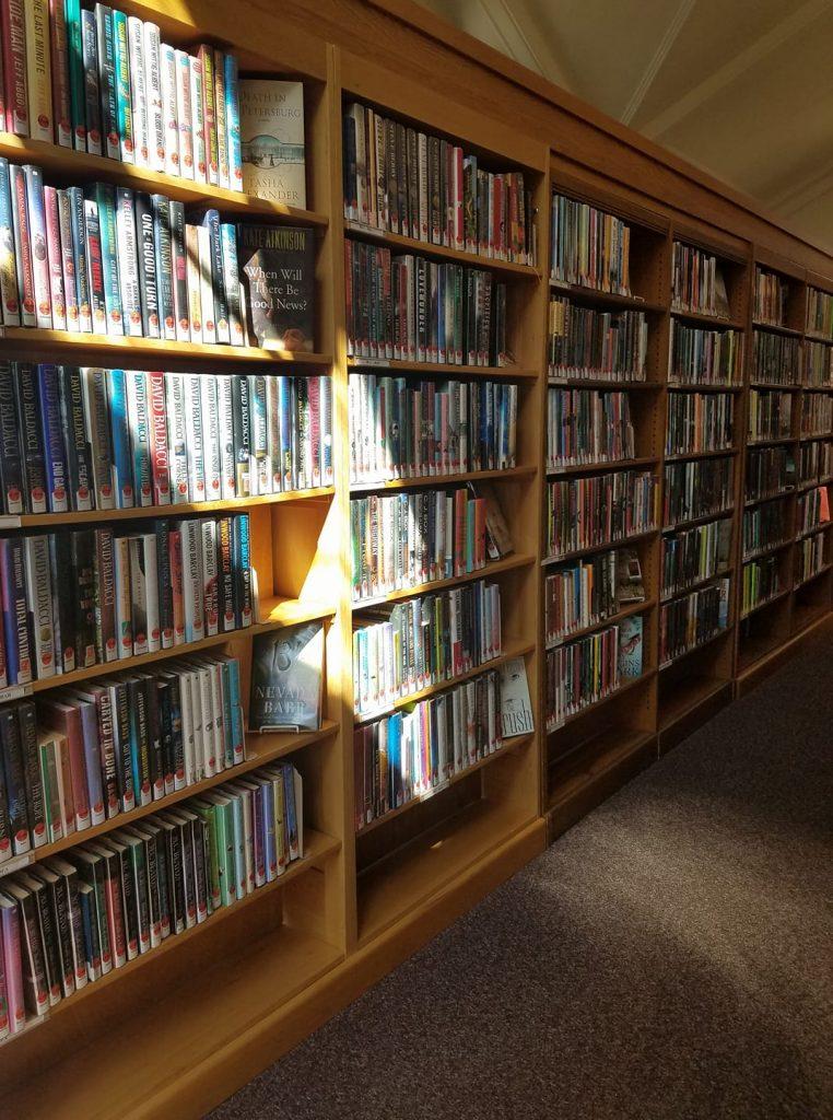 mystery shelves