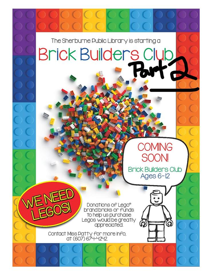 Brick Builders club Pt. 2!