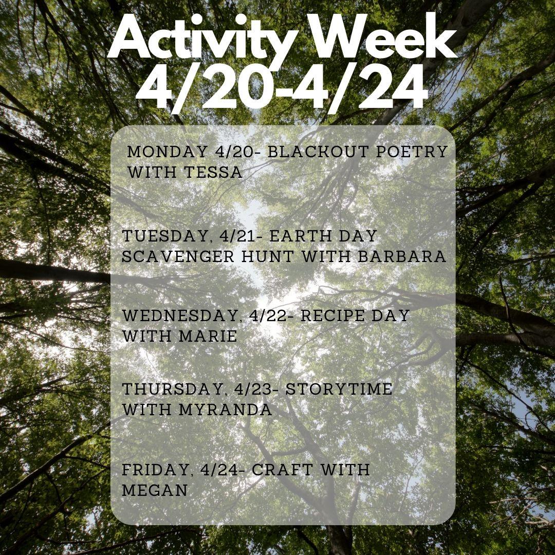 Activity Week 3!