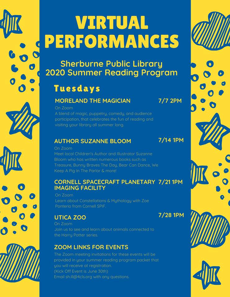 summer reading program 2