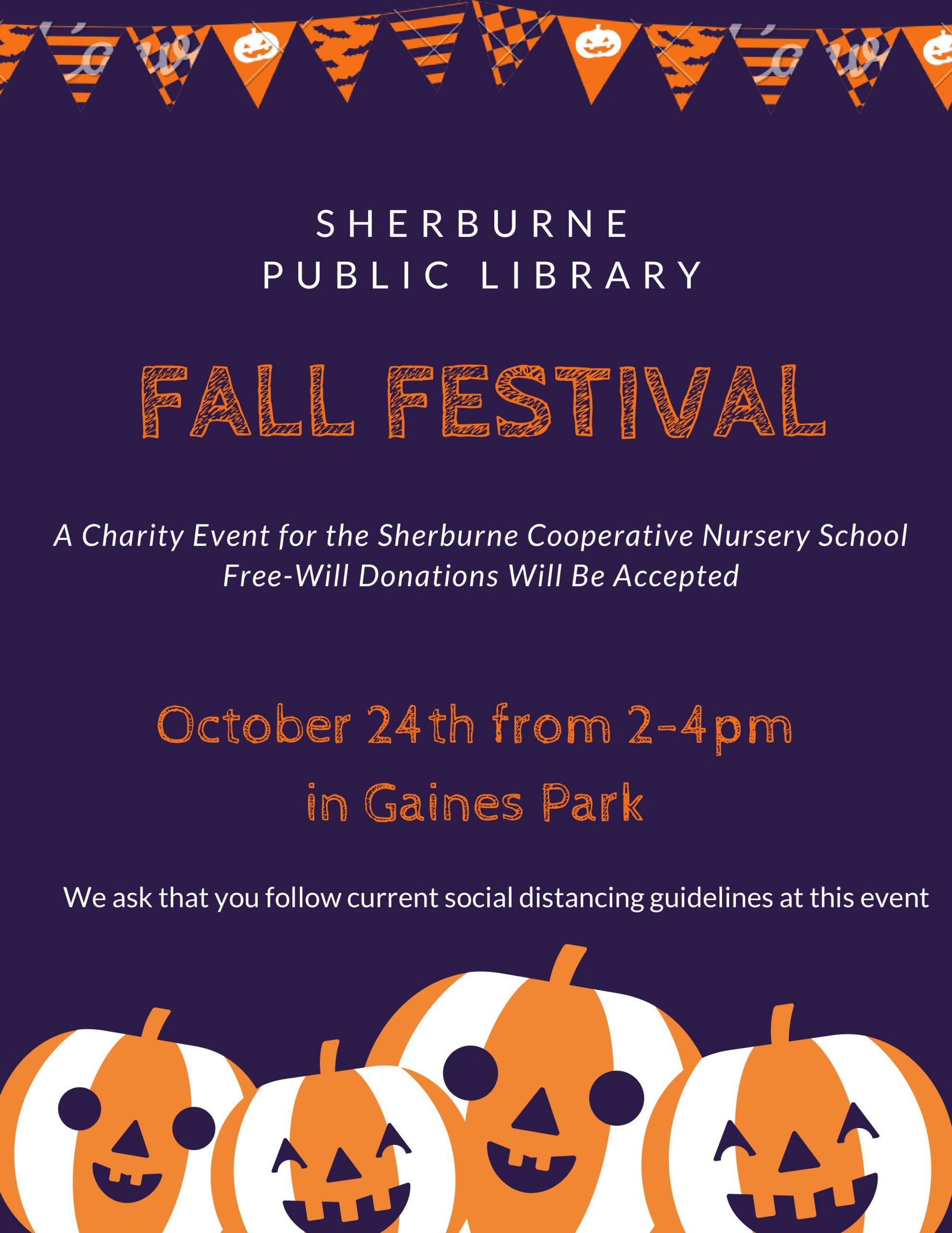 Fall Festival!